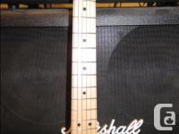 I am Selling my Thin line telecaster to make room for