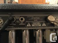 Make me an offer! I am selling my amp, a really nice