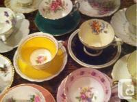 Hi! I have a collection of Antique Porcelain china ,