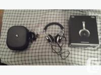 Mint condition , Ferrari headphones , like brand new ,