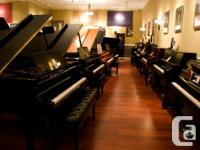 YOUR BEST PRICING ON YAMAHA AND STEINWAY PIANOS!   3