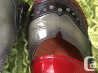 "Beautiful and stylish. 1"" heel. Size 36. Price is"