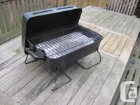 Fiesta Portable Camping Gas Grill Table Top Camping