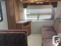 26 foot 1992 Terry Taurus fifth wheel. Everything works