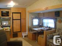 Fifth wheel - 28 Ft trailer - Crossroad Zinger 2006