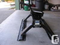 REESE, Heavy Duty Fifth Wheel Hitch Assembly. Used for