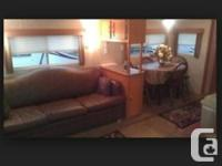 40 foot fifth wheel trailer Luxury by design park model