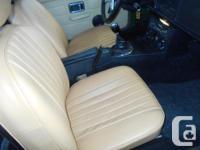 Make MG Model MGB Year 1979 Colour GREEN kms 140000