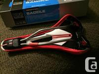 PRO Griffon saddle - new in box, $60. Fizik Aliante