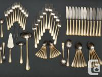 A set of fine German crafted flatware.