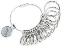 GadgetPlus.ca    Item: Finger Ring Sizer Metal Gauge