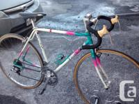 Classic Road Bike 10 speed. Fiori was division of Norco