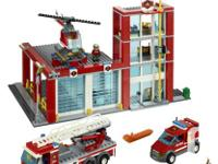 Hi there!:).  I have a City: Fire Terminal LEGO (design