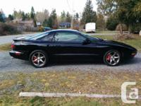 1994 Firebird LT1 6 speed. New tires, magnaflow
