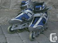 Rollerblades Firefly size EU43 or United States 9 UK8