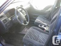 Make Honda Model CR-V Year 2000 Colour Blue kms 325182