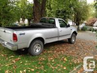 Make Ford Model F-150 Series Year 1999 Colour Silver