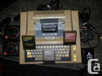 - very clean, powers on. comes with the power adapter,