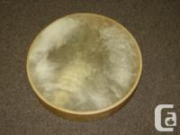Duncan Music First Nations frame drums have finally