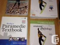 I am offering all textbooks and handbooks required to