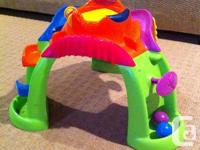 Fisher Price Stand-Up Ballcano Activity Table  Watch