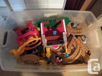 This listing is for a large miscellaneous lot of Fisher