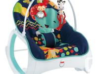 Fisher-Price Infant-to-Toddler Rocker - Midnight