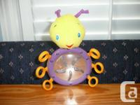 Bright Stars Lady Bug    -    $1 Fisher Price Cat with