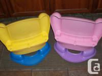 I have 2 Fisher-Price - Laugh & Learn - Smart Stages
