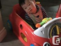 Fisher-Price Laugh & Learn Smart Stages Crawl Around