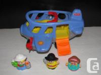 Hello, we are selling Fisher Price Little People