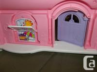 In mint condition! from smoke free /pet free home! Hear