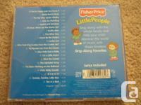 Fisher-Price / Little People / Sing-Along Favorites CD