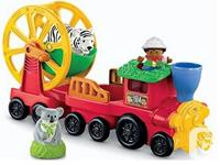 I have a Fisher-Price Little People Zoo Talkers Animal