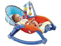 Fisher-Price Newborn to Toddler Rocker is a great
