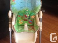 In good condition picture says it all. Has toy and