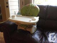 If you're looking for big high chair features in a