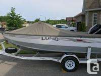 I have a very clean 2006 Lund Angler 1700. 115 reduced