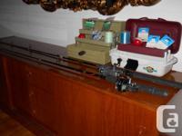 2 Coffre a peche avec outil inclus 29$ chaque Fishing