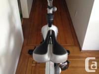 Fit Spin Pro Magnetic Spin Bike. $700/OBO Magnetic
