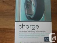 I received the FitBit Charge in a raffle but do not