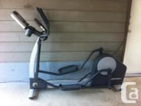 Life Health and fitness X3 Elliptical Cross Fitness