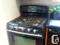 I have for sale a Jenn-Air Five Burner Gas Range with