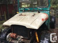 Make Toyota Model FJ Cruiser I have a rolling fj40