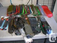 Flashers and Dodgers for Saltwater Fishing. Mostly from