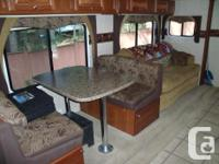 28 ft. trailer, air conditioning two tvs. sleeps 8