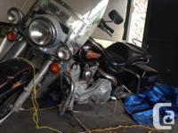 Make Harley Davidson Model Electra Glide Year 1993 kms