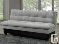 We are clearing our floor sample Sofa , Hide A Bed ,
