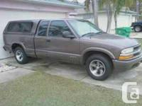 WE ARE SELLING A TOTALLY USA CHEVY S10 THAT HAS NEVER
