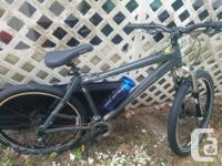 I have a Flow Rocky Mountain Bike (Free ride, hard